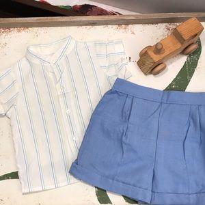 Vintage Michael James 2-pc outfit size 18 months